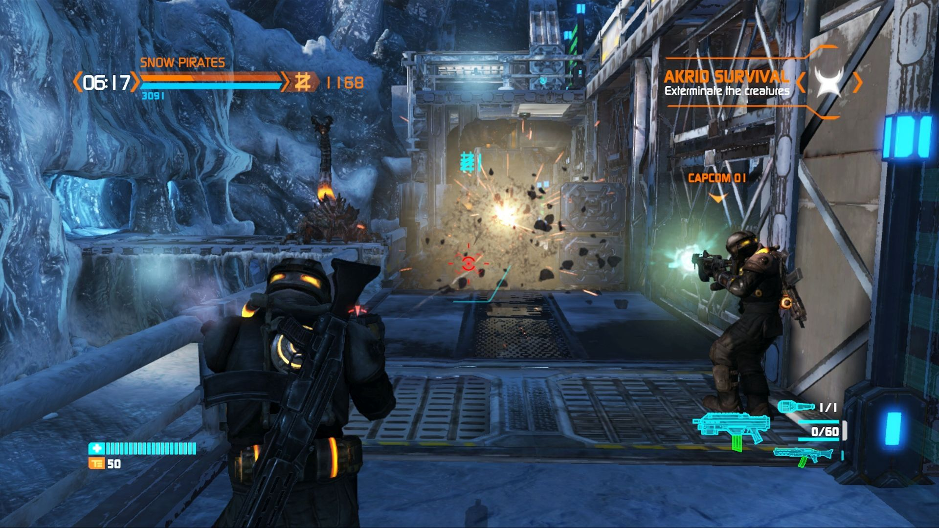 Lost Planet 3 multiplayer - 20