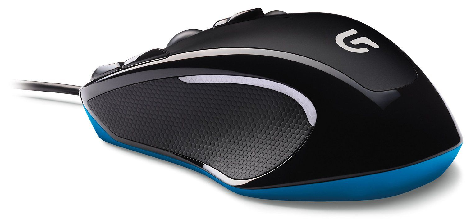 Logitech G300s Optical Gaming Mouse - 3