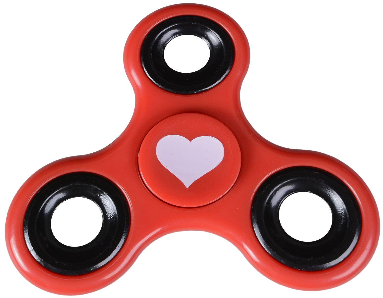 Антистресова играчка Tribe Fidget Spinner - Love - 1