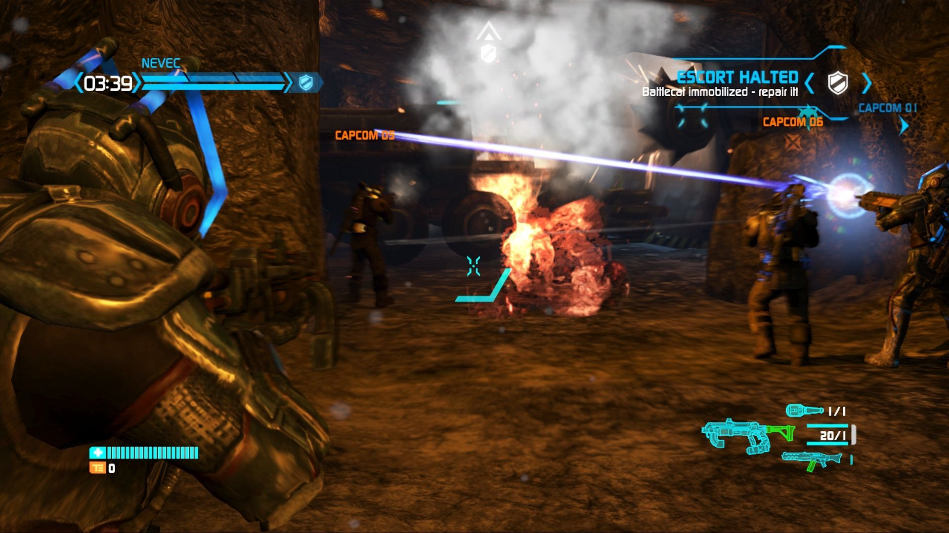 Lost Planet 3 multiplayer - 21