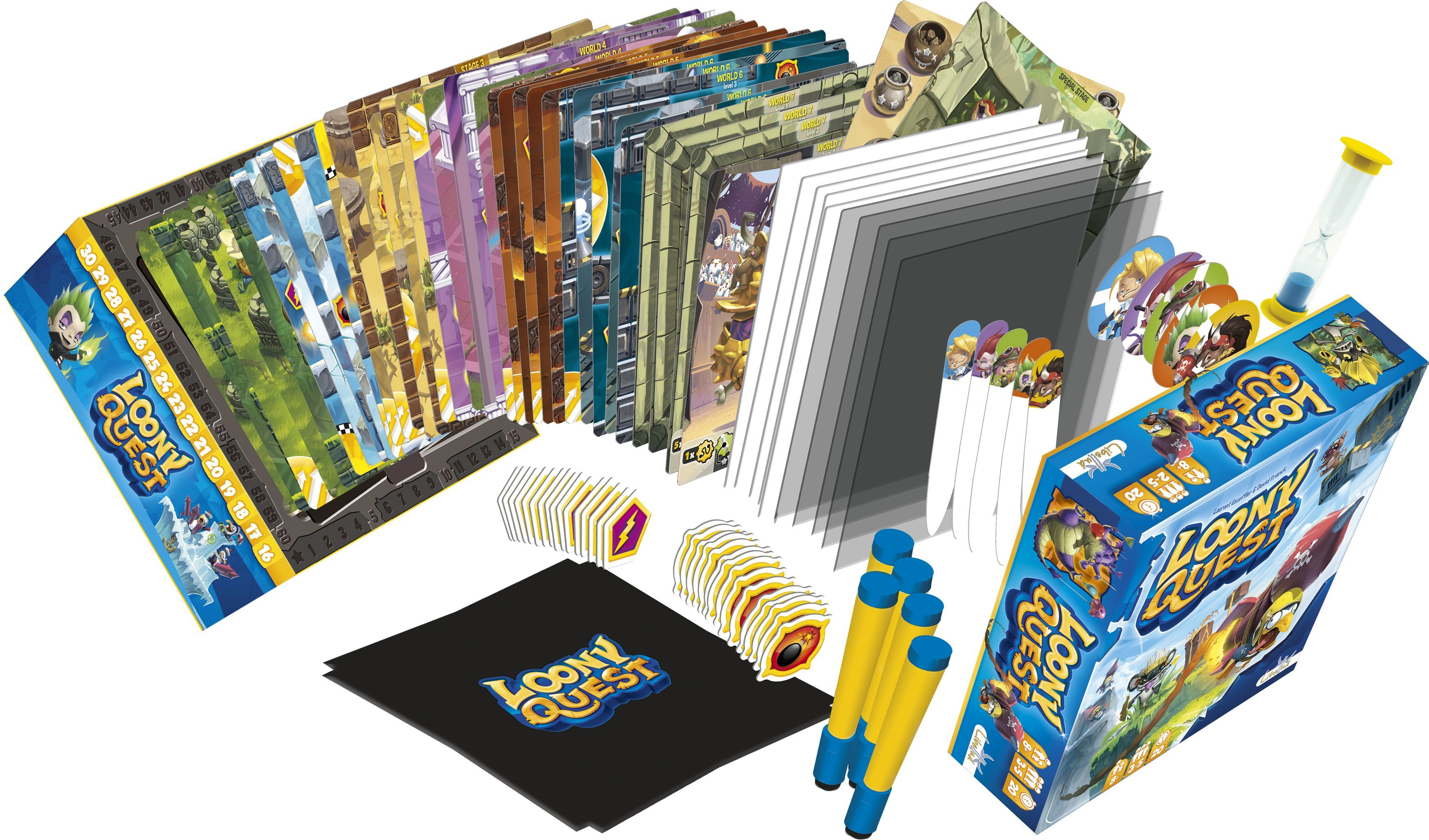 Парти настолна игра Loony Quest - 2
