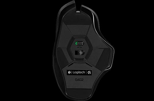 Геймърска мишка Logitech G602 Wireless EER Orient Packaging - 10