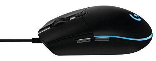 Гейминг мишка Logitech G102 Prodigy - оптична, черна - 3