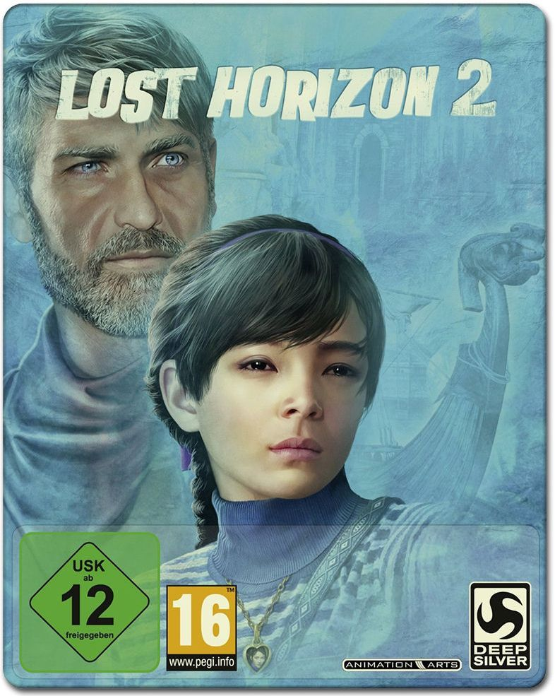 Lost Horizon 2 Steelbook Edition (PC) - 1