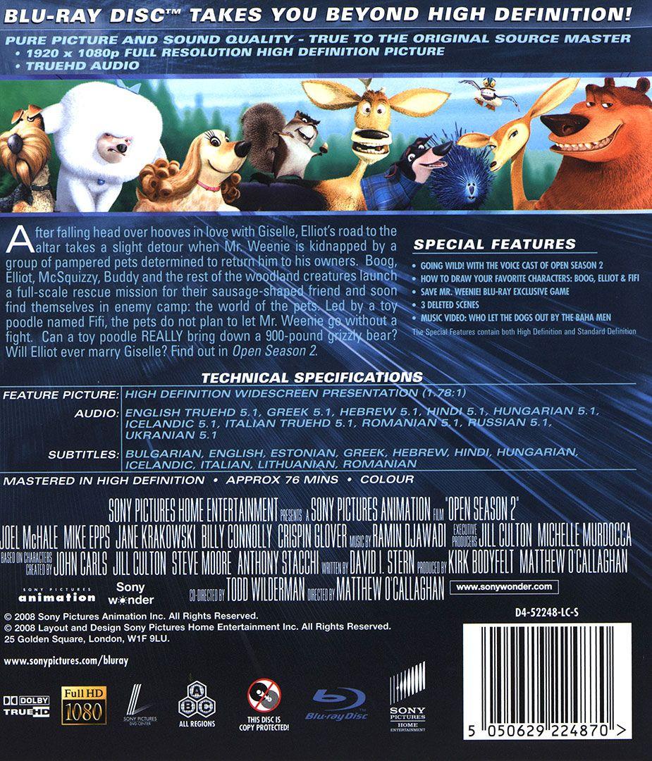 Ловен сезон 2 (Blu-Ray) - 2
