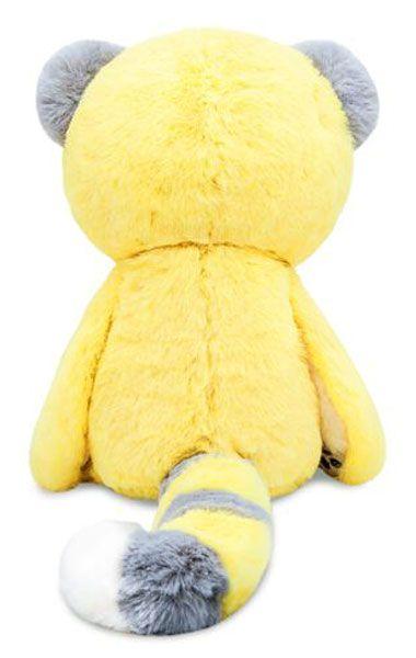 Плюшена играчка Budi Basa Lori Colori  - Ейка, в жълт цвят, 30 cm - 5
