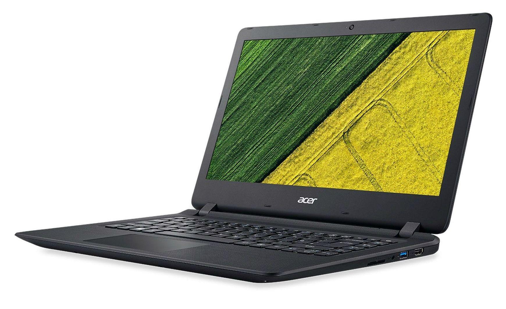 Лаптоп Acer - ES1-433-36DC, черен - 3