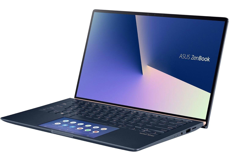 Лаптоп ASUS ZenBook - UX434FAC-WB501R, син - 5