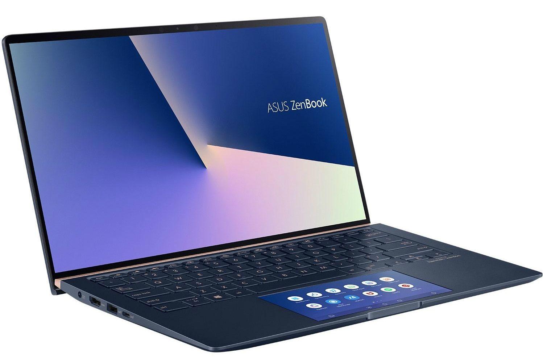 Лаптоп ASUS ZenBook - UX434FAC-WB501R, син - 3