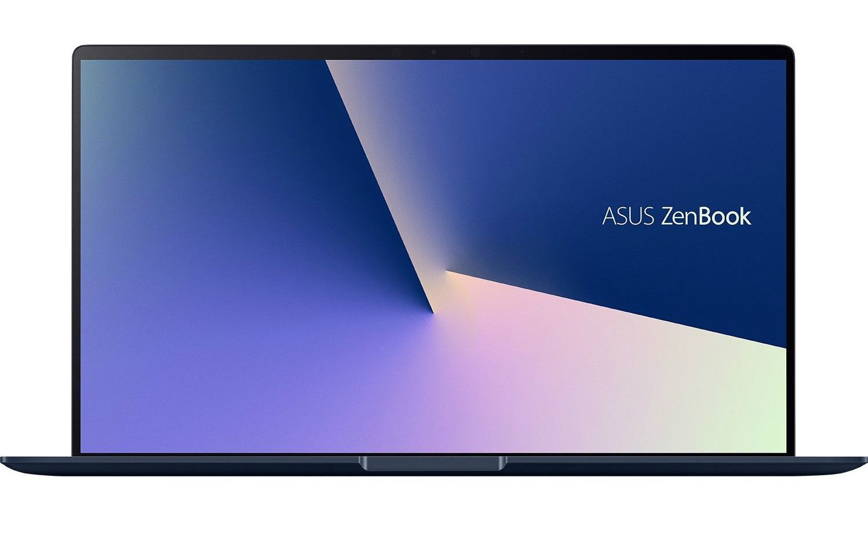 Лаптоп ASUS ZenBook - UX434FAC-WB501R, син - 1