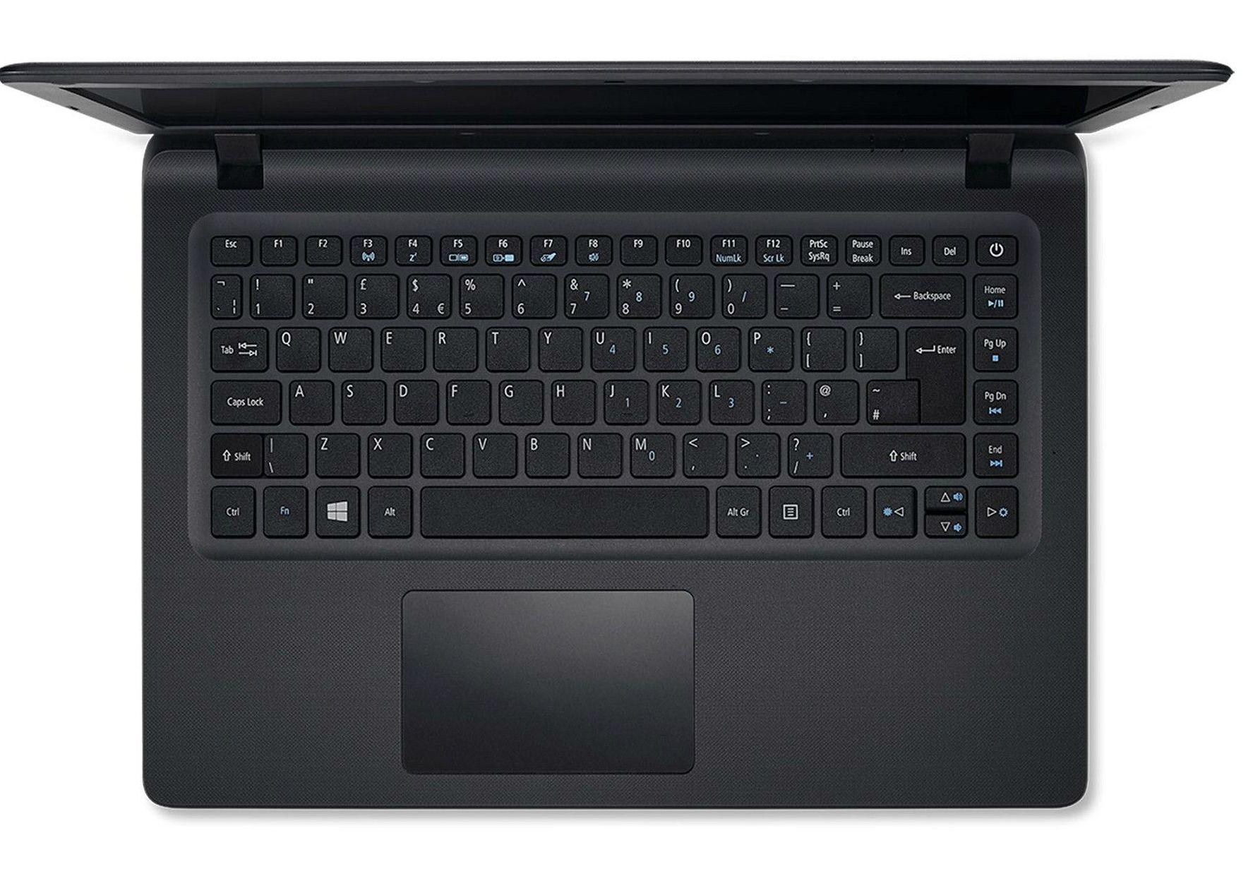 Лаптоп Acer - ES1-433-36DC, черен - 4
