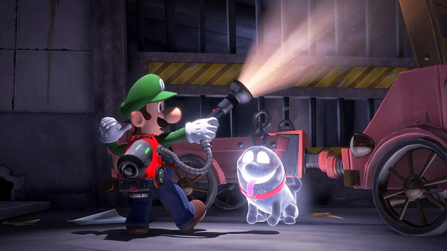 Luigi's Mansion 3 (Nintendo Switch) - 6