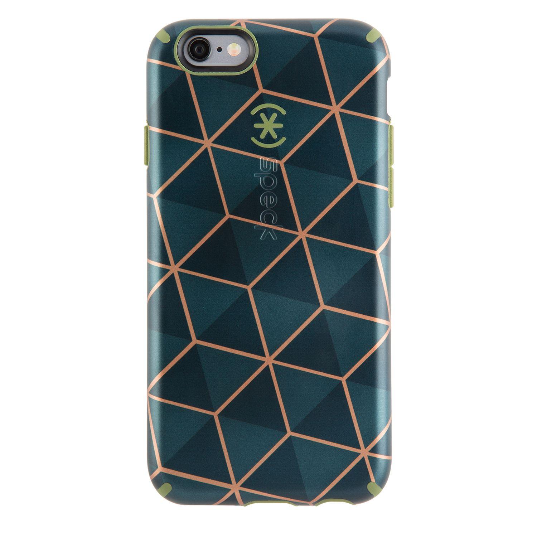 Калъф Speck CandyShell INKED Luxury Edition - за iPhone 6, iPhone 6s, тъмнозелен - 1