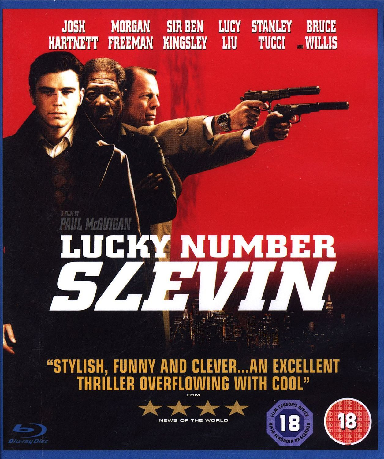 Lucky Number Slevin (Blu-Ray) - 1