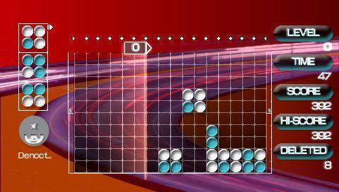 Lumines 2 (PSP) - 7
