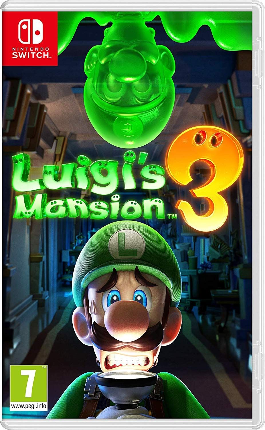 Luigi's Mansion 3 (Nintendo Switch) - 1
