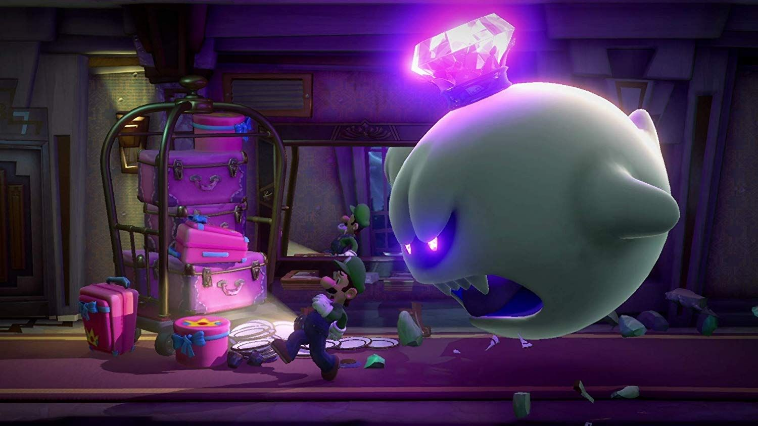 Luigi's Mansion 3 (Nintendo Switch) - 3