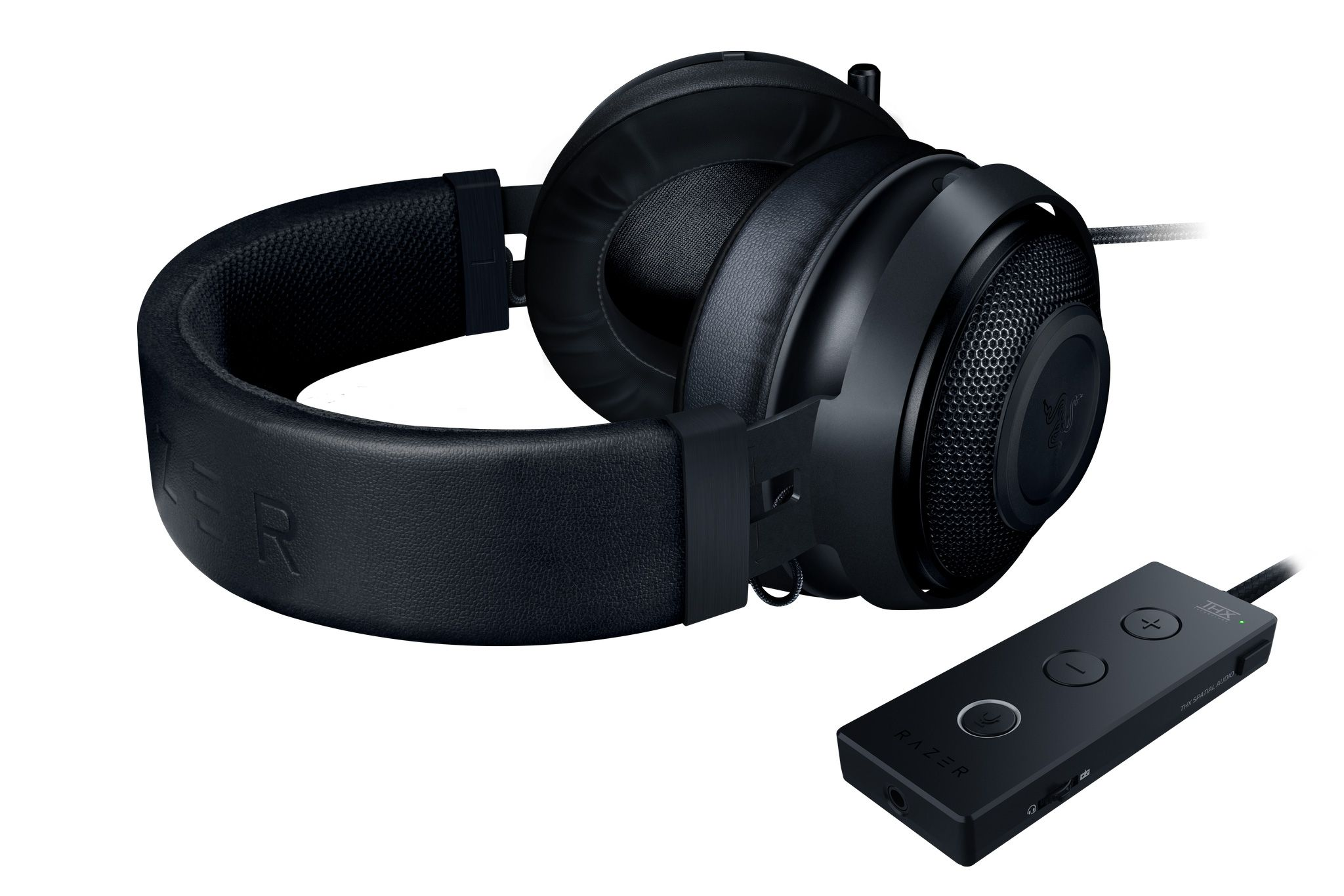 Гейминг слушалки Razer Kraken Tournament Edition - Black - 3