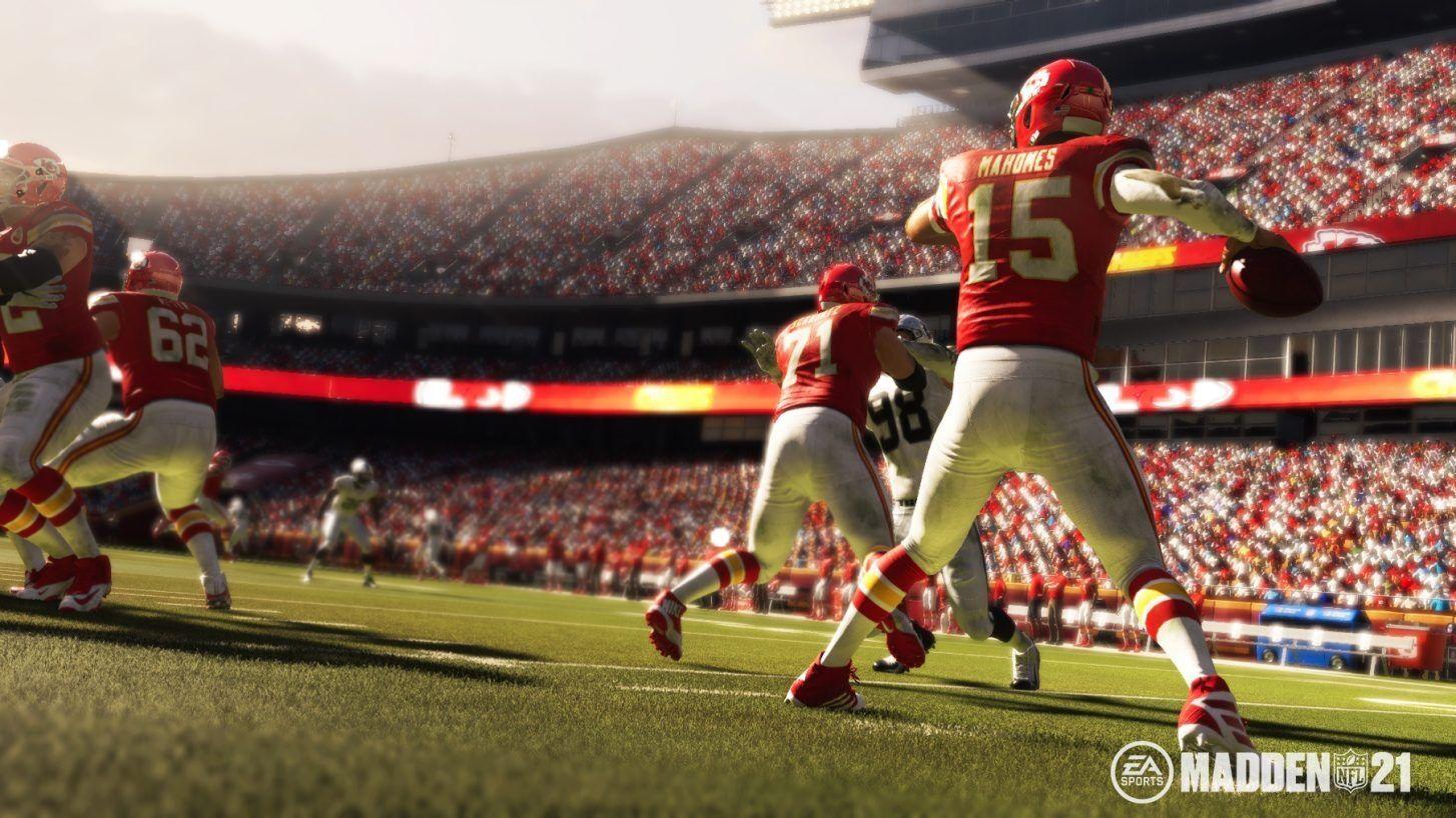 Madden NFL 21 (Xbox One) - 5