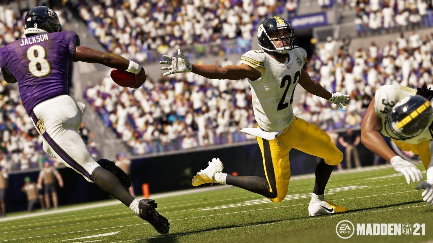Madden NFL 21 (PS4) - 4