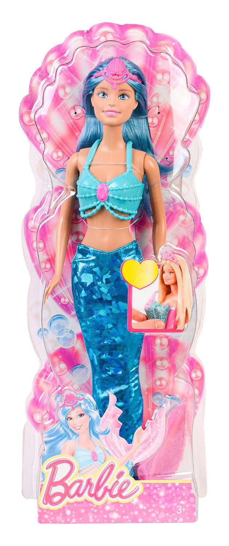 Кукла Mattel Barbie - Русалка, асортимент - 5