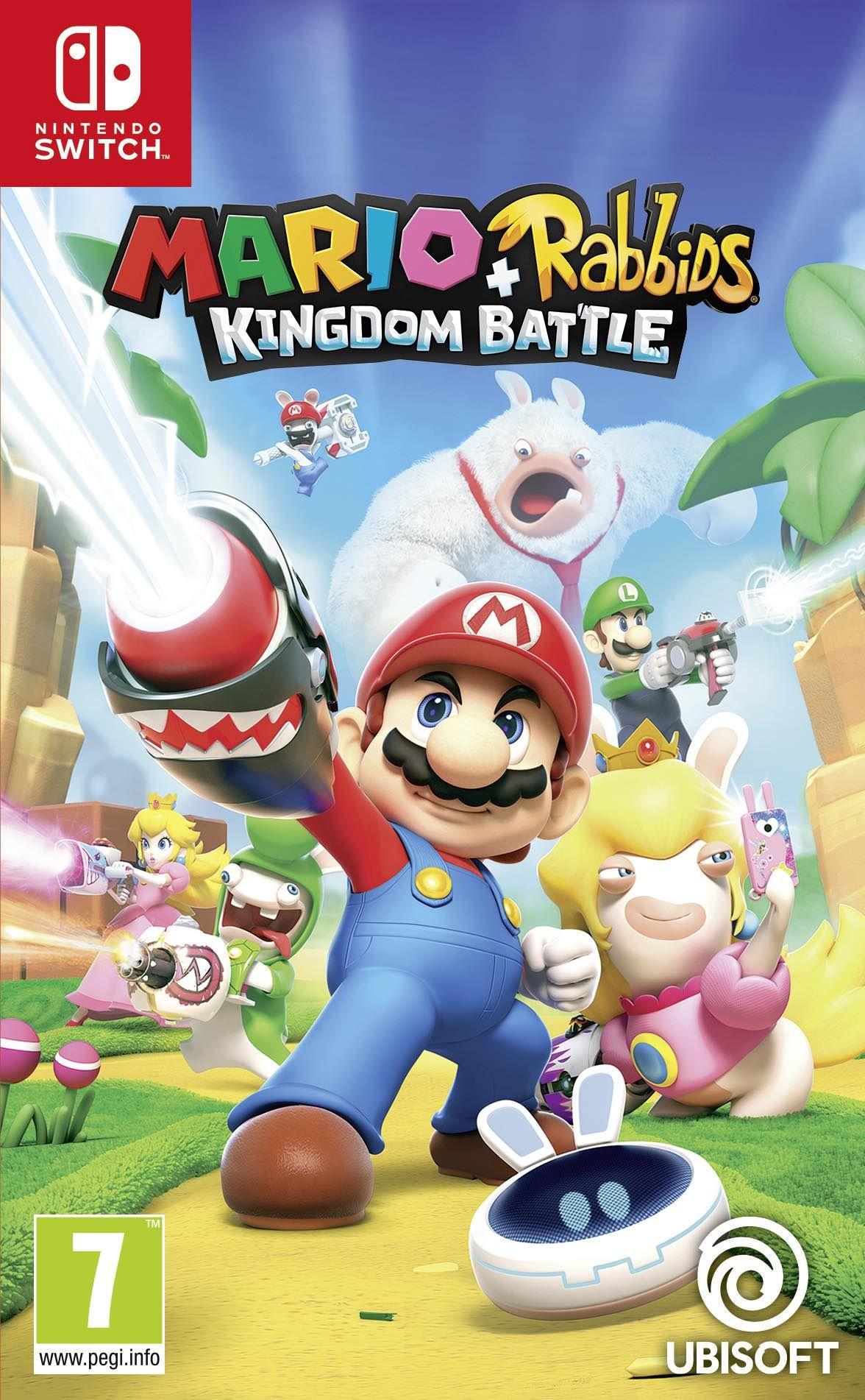 Mario & Rabbids: Kingdom Battle (Nintendo Switch) - 1