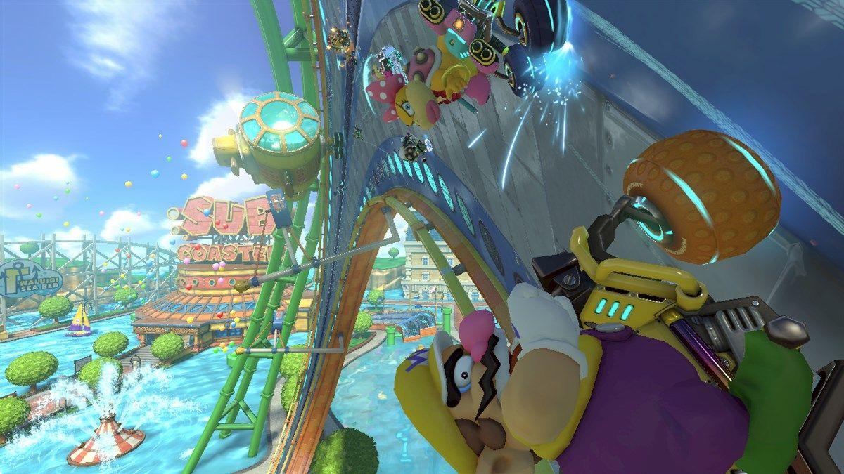 Mario Kart 8 (Wii U) - 11