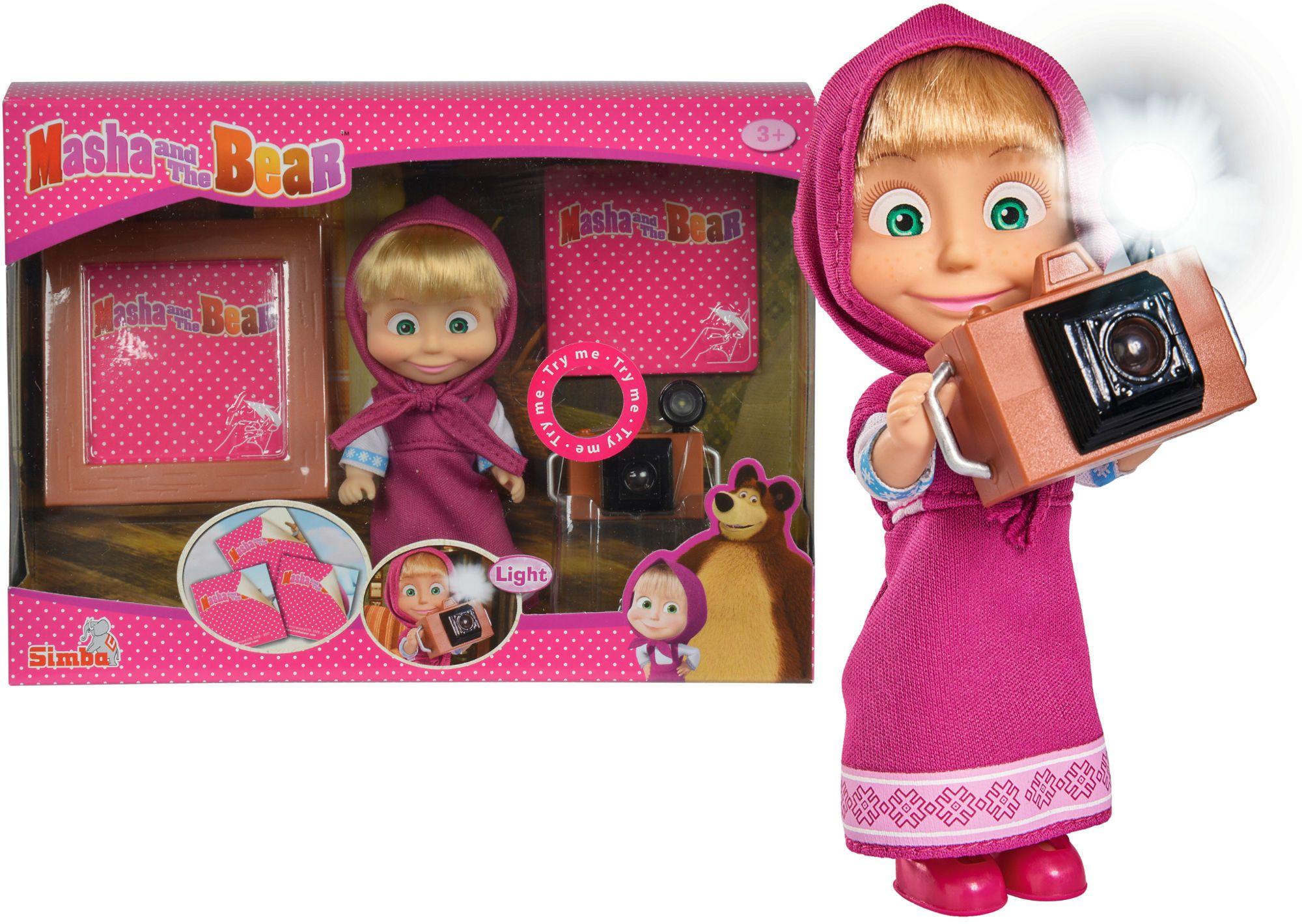 Кукла Simba Toys Маша и мечока - Маша, фотограф - 2