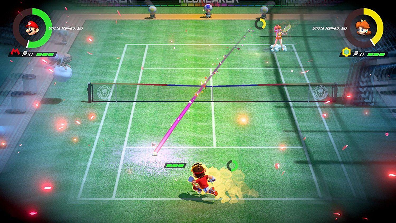Mario Tennis Aces (Nintendo Switch) - 4