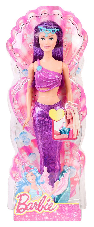 Кукла Mattel Barbie - Русалка, асортимент - 1