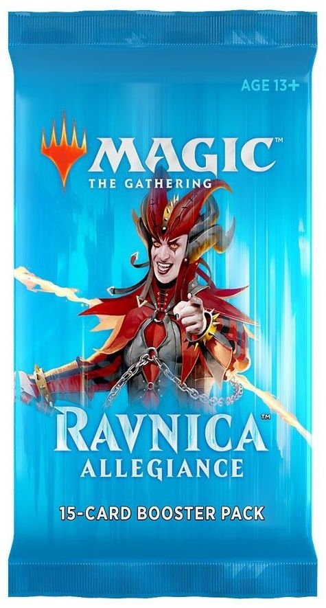 Magic the Gathering Ravnica Allegiance Booster Pack - 5