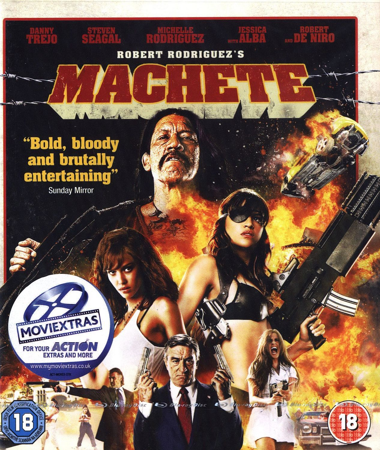 Machete (Blu-Ray) - 1