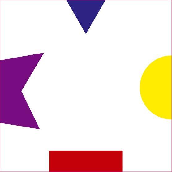 Малки активни карти за цветовете и формите - 2