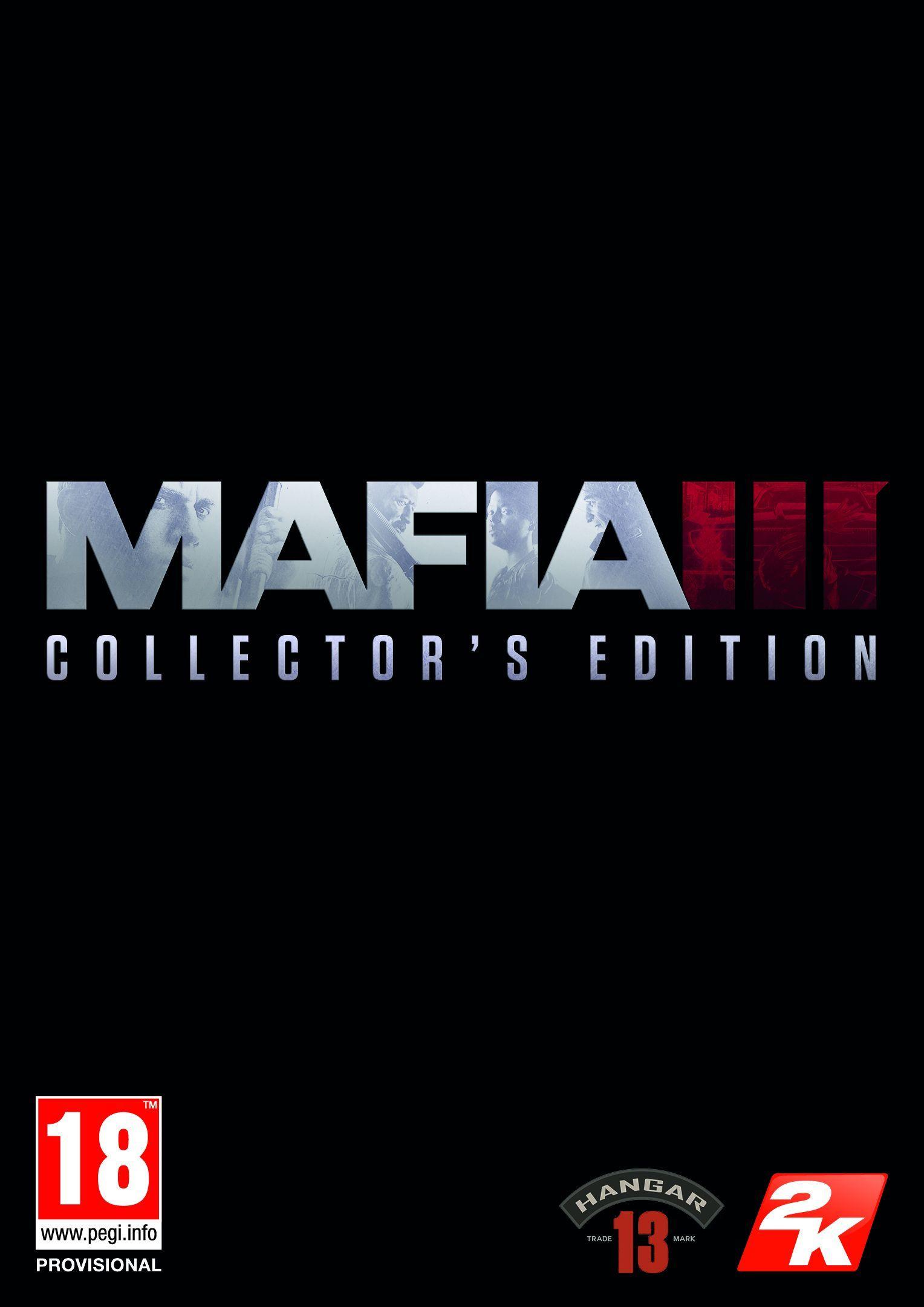 Mafia III Collector's Edition (Xbox One) - 1