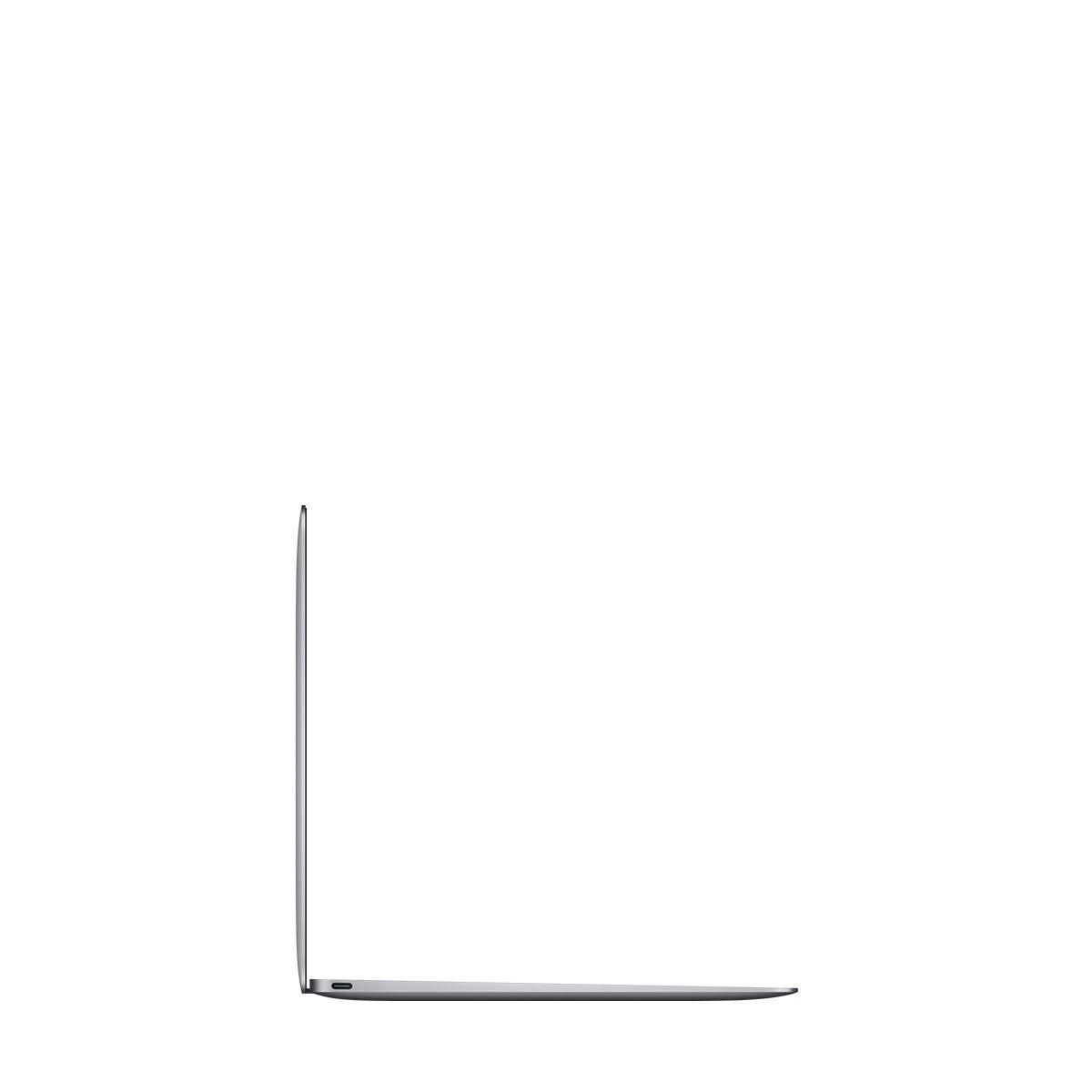 Apple MacBook 12inch | 1.2GHz Processor | 256GB Storage - Space Grey BG  - 3