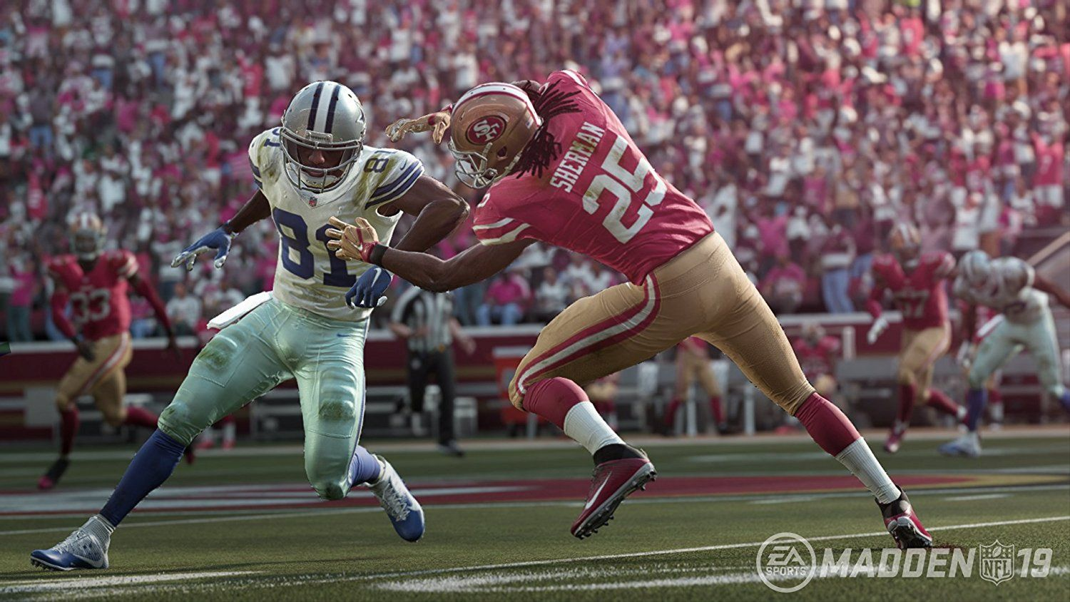 Madden NFL 19 (PS4) - 5