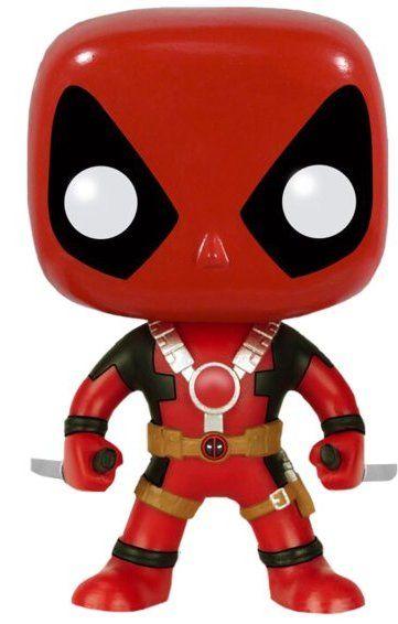 Фигура Funko Pop! Marvel: Deadpool - Deadpool with Two Swords, #111 - 1
