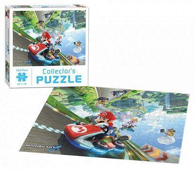 Колекционерски пъзел USAopoly от 550 части - Mario Kart 8 - 2