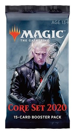 Magic the Gathering - Core Set 2020 Booster Bundle - 3