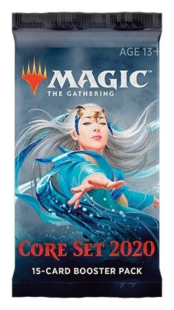 Magic the Gathering - Core Set 2020 Booster pack - 2