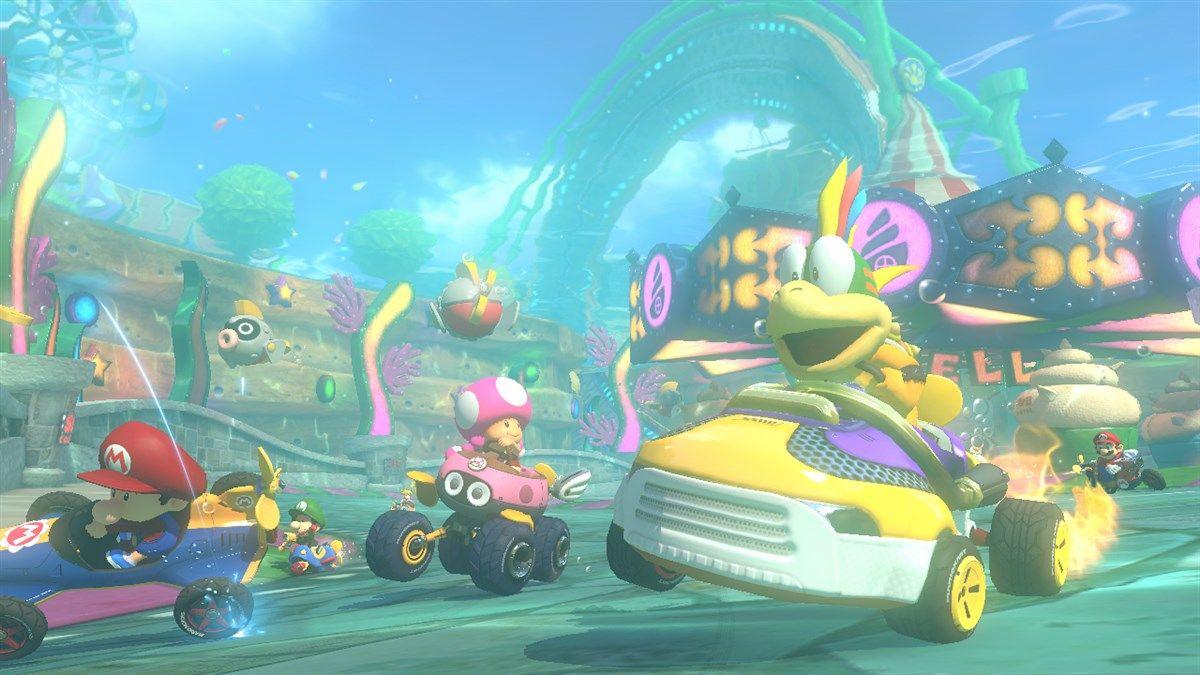 Mario Kart 8 (Wii U) - 7