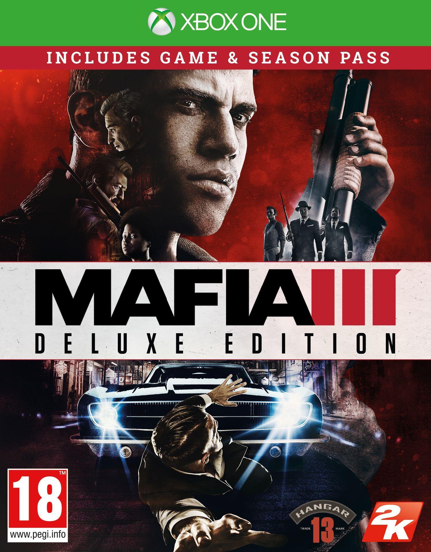 Mafia III Deluxe Edition (Xbox One) - 1