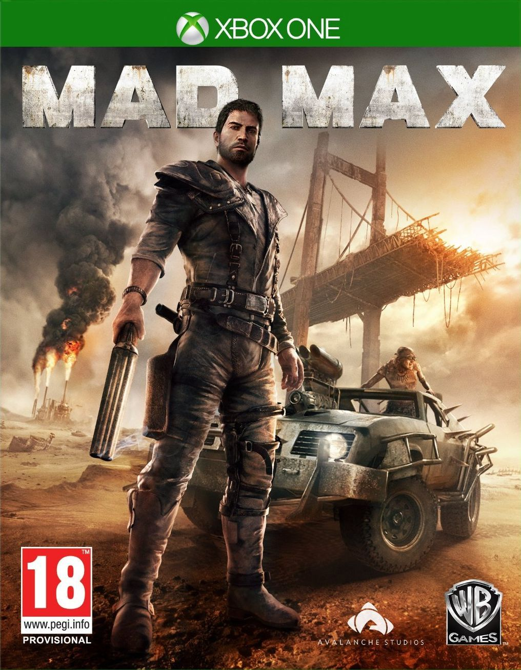 Mad Max (Xbox One) - 1