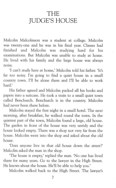 Macmillan Readers: Tales of Horror  (ниво Elementary) - 7