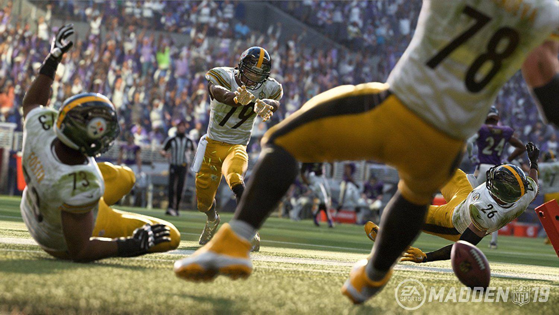 Madden NFL 19 (Xbox One) - 3