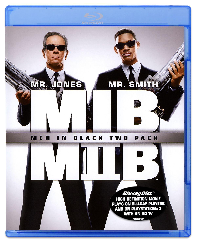Мъже в черно 1 & 2 (Blu-Ray) - 5