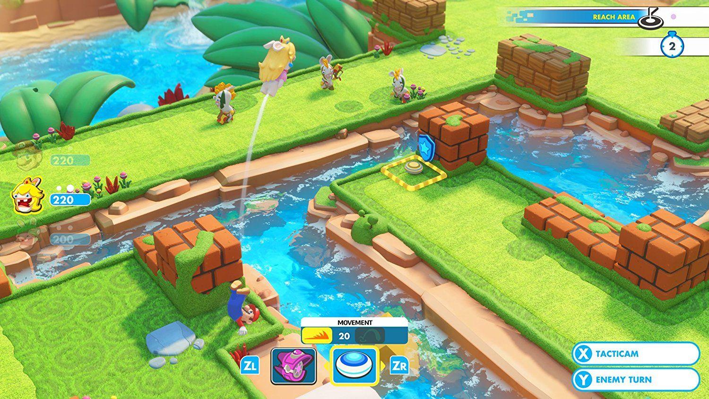 Mario & Rabbids: Kingdom Battle (Nintendo Switch) - 3