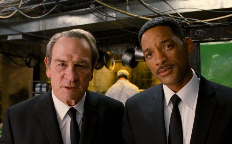 Мъже в черно 3 (DVD) - 7