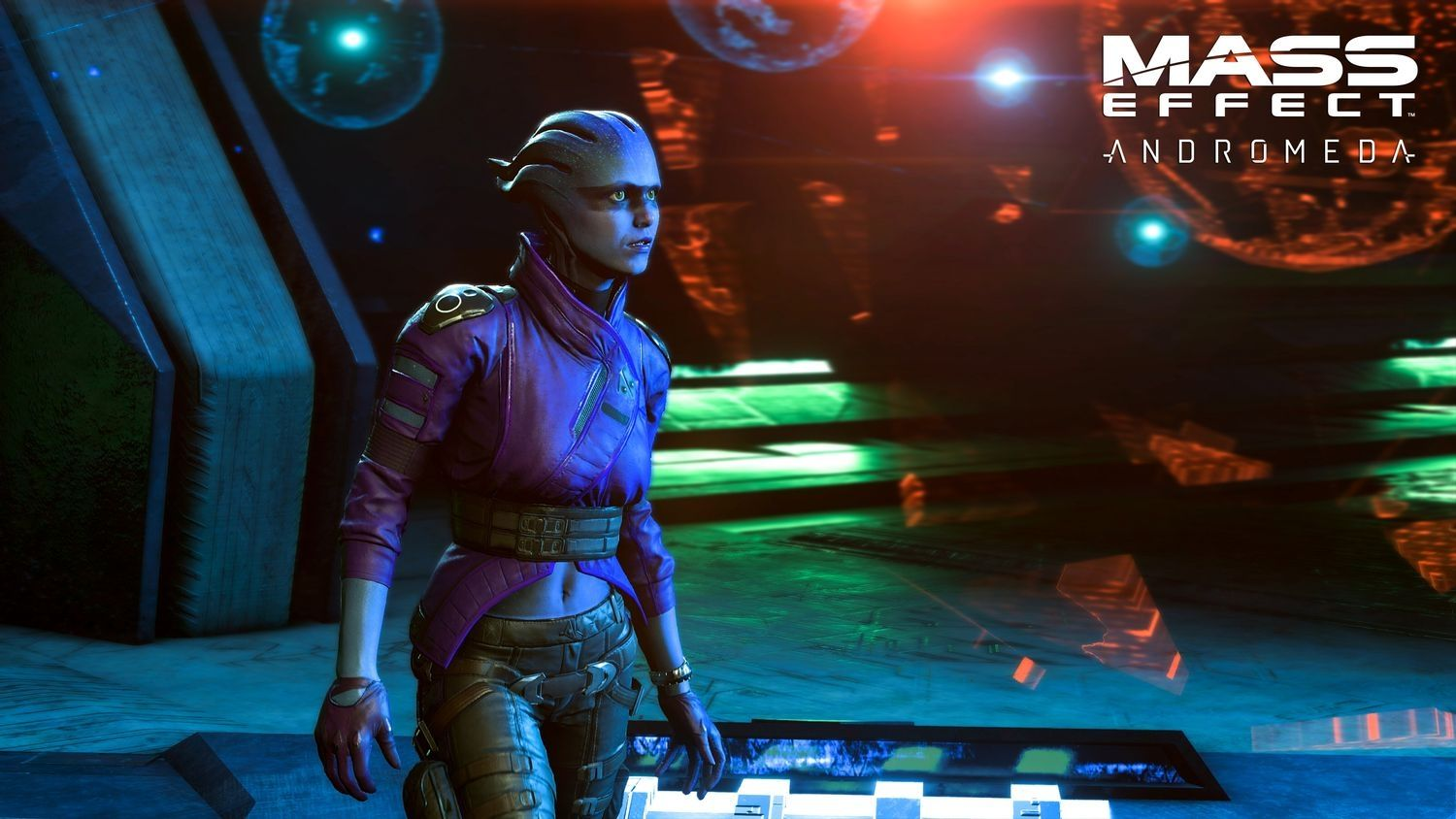 Mass Effect Andromeda (Xbox One) - 3