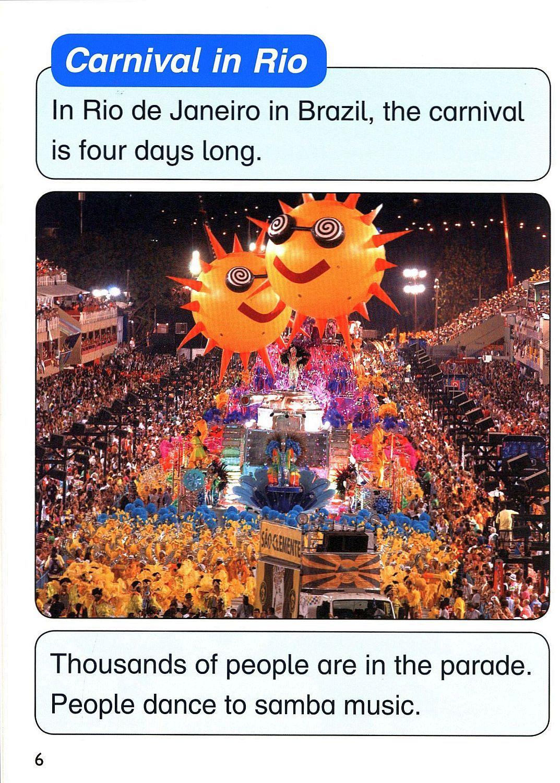 Macmillan Children's Readers: Carnival time (ниво level 2) - 8